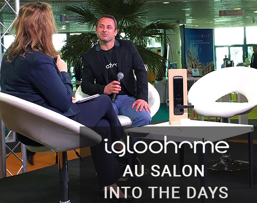 interview au salon into days
